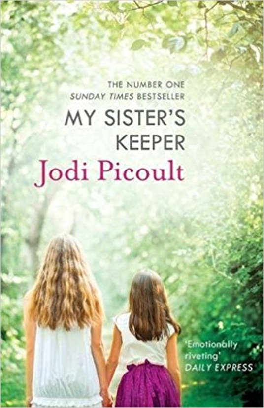 10 Books Similar To My Sister's Keeper