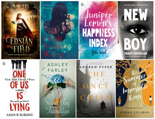 Top 10 books from the first half of 2017